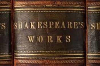Shakespeare - Sonnet 100