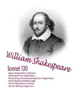 sonnet 130 analysis