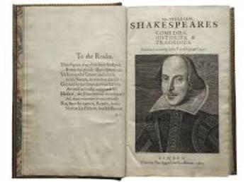 Shakespeare - Sonnet 17