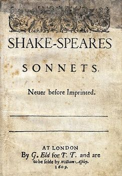 Shakespeare - Sonnet 34