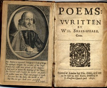 Shakespeare - Sonnet 58