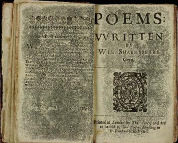 Shakespeare - Sonnet 67