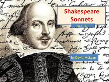 Shakespeare - Sonnet 7