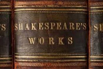 Shakespeare - Sonnet 92