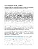 Shakespeare Sonnets 18 & 29 Musical Worksheets