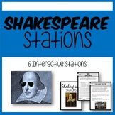 Shakespeare Stations