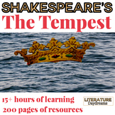 Shakespeare's The Tempest Unit