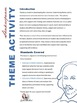 Shakespeare Theme Activity: Works with ANY Shakespeare Play
