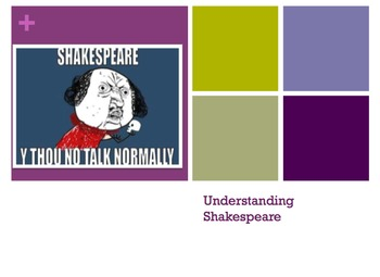 Shakespeare Thou and Thee Practice