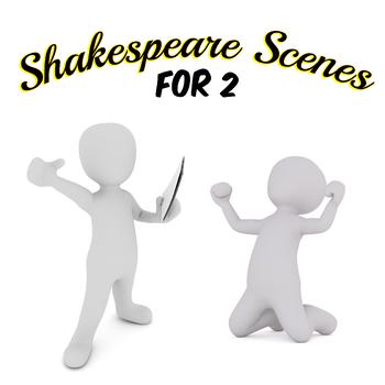 Shakespeare Two-Person Scenes