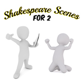 Shakespeare Two-Person Scenes