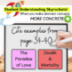 Shakespeare Visuals Bundle - Character & Theme Icons