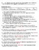 Shakespeare Vocab 2 Quiz