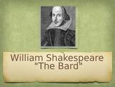 Shakespeare for Beginners- Powerpoint