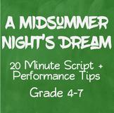 Shakespeare for Kids - 20 Minute Midsummer's Night Dream