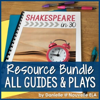 Shakespeare in 30 - All Plays & Guides