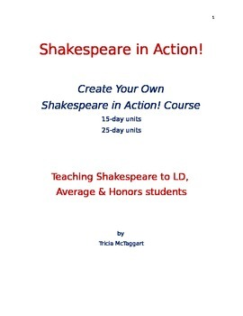 Shakespeare in Action!