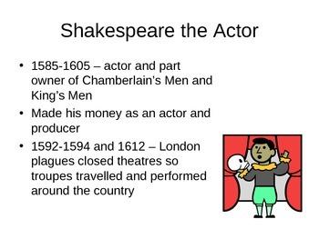 Shakespeare powerpoint