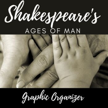 Shakespeare's Ages of Man Graphic Organizer