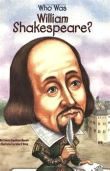 Shakespeare's Biography book:  Short Answer Chap. Questions