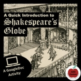 Shakespeare's Globe - Distance Learning