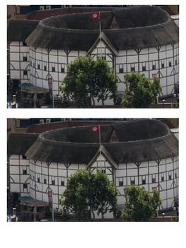 Shakespeare's Globe Theatre Picture Pack