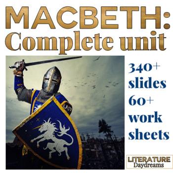 Macbeth Unit Analysis Bundle