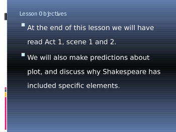 Shakespeare's Macbeth Coursework SoW Powerpoints