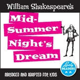 Shakespeare's Midsummer Night's Dream, abridged adaptation