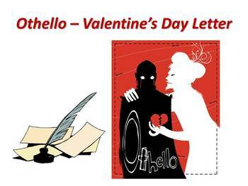 Othello by William Shakespeare - Valentine's Day Letter