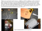 Romeo and Juliet CSI - First 48 Activity