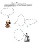 Shakespeare's Sonnet 138: He Said, She Said