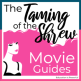 Shakespeare's The Taming of the Shrew & 10 Things I Hate About You Movie Guides