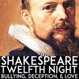 Twelfth Night Lesson Plans | Shakespeare Unit: Questions, Quizzes, & Activity