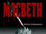 Shakespeare/Macbeth Intro