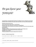 Shakespearean Language - Do you know your Yodish? - JULIUS CAESAR