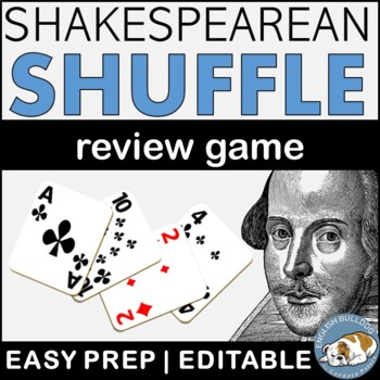 Shakespearean Shuffle Review Game