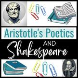 Shakespearean Tragedy and Aristotle's Poetics: Excerpts, Debate Activity, & MORE