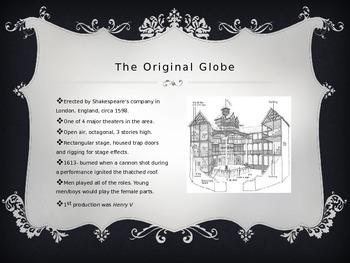 Shakespeare's Globe Theater