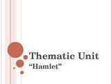 Shakespeare's Hamlet ELA Unit