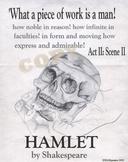 Shakespeare's Hamlet Poster