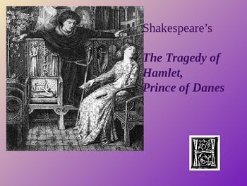Shakespeare's Hamlet, Slide Show
