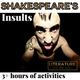 Shakespeare's Insults