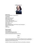 Shakespeare's Julius Caesar parody