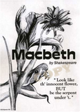 Shakespeare's Macbeth Poster