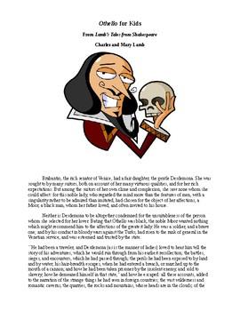 Shakespeare's Othello for Kids