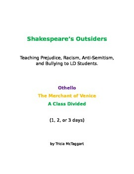 Shakespeare's Outsiders