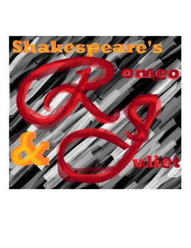 Shakespeare's Romeo and Juliet: Differentiated Study Guides