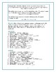 Shakespeare's Secret: 3 Pre- or During- Reading + 1 Comprehensive Vocab Puzzles