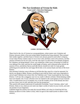 Shakespeare's Two Gentlemen of Verona